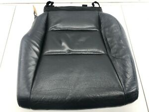 09 10 Acura Tsx Front Left Driver Side Lower Seat Cushion Leather Black Oem