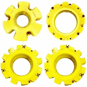 John Deere Wheel Weight Packages R553540 R207782 R167151 R167152