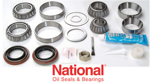 Dana 60 Axle Differential Bearing And Seal Kit Rear Or Front National Ra 331