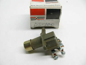 Vintage Bwd Ds100 Floor Mounted Headlight Dimmer Switch