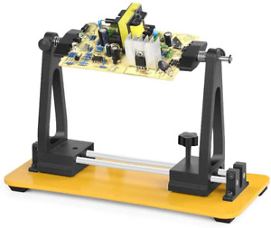 Circuit Board Holder Soldering Helping Hand Adjustable 360 Rotated Clamping Pcb