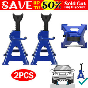 1 Pair Racing Jack Stands 3 Ton 6 000 Lb Heavy Duty For Car Truck Auto Dayplus
