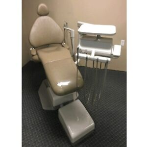 Adec 1040 Dental Chair Package W A dec 2122 Radius Delivery Assist Arm