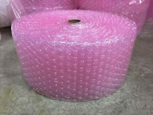 Zv 1 2 X 12 X 125 125ft Large Anti static Bubble Padding Cushioning Wrap Roll