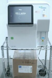 Sysmex Corp Xn 330 Automated Hematology Analyzer Xn l Dcl Cellpack Powervar