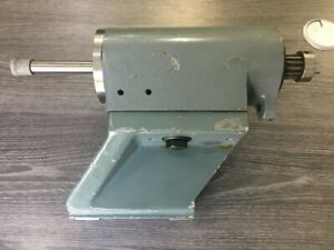 Cincinnati No 2 Tool Cutter Grinder Id Attachment In Working Condition