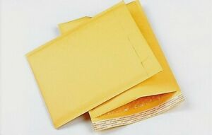 200 1 7 25x12 Kraft Bubble Envelopes Padded Shipping Mailers 7 25 x12