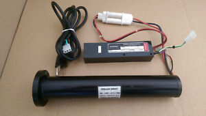 Melles Griot 05 lhp 271 299 Hene Laser System With Hughes 431lc4 Power Supply