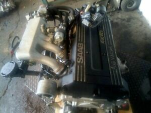 1989 Saab 9000 S Engine Assembly 15885367