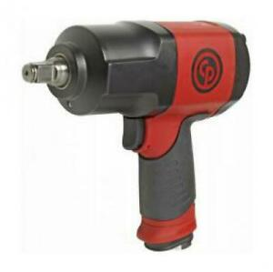 Chicago Pneumatic Tool Company Llc Impact Wr 1 2in 922 Ft Lbs