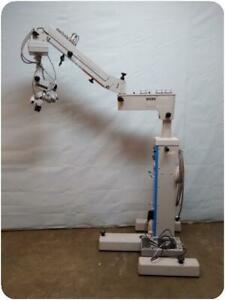 Carl Zeiss Opmi Md Ophthalmic Surgical Microscope 241978