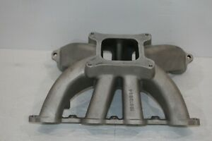 Gm Sb2 2 854 Ported Intake Manifold Drag Race Circle Oval Track Car Racing