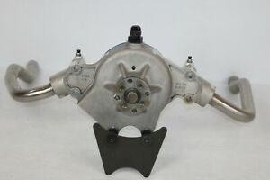 Adams Sbc Hi Performance Aluminum Water Pump Chevy Drag Race Car Sb2 2 Nascar