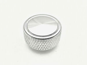 Air Cleaner Wing Nut Knurled Sides 1 4 20 Gmc Chevy Ford Mopar Chrome Aluminum