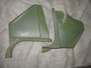 1978 1979 1980 Monte Carlo Parts Green Kick Panel