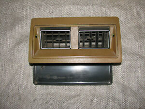 1978 1979 1980 Monte Carlo Parts Green Tan Center Vent