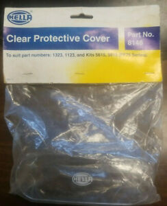 Hella Clear Protective Cover Ff75 Series Part No 8148 Nos