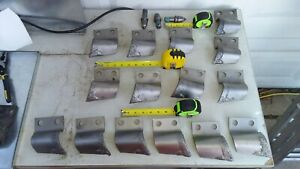 Trencher Chain Cutter Case Left Right Cups Cutting Teeth And Bullets