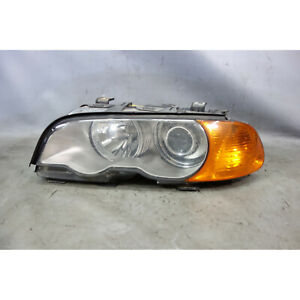 2001 Bmw E46 3 Series 330ci 2door Left Front Xenon Head Light Lamp Titan Oem