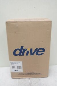 Drive Medical Rtl11158kdr Folding Steel Commode Handicapped Toilet Safety Chair