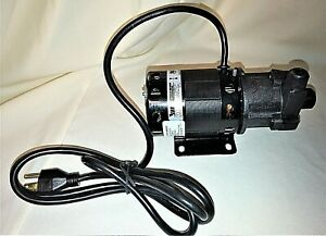 March Pump Magnetic Drive Pump 815 pl c For Home Brewing Hot Water Systems