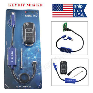 Usa Ship Keydiy Mini Kd Mobile Key Remote Maker Generator Obd For Android System