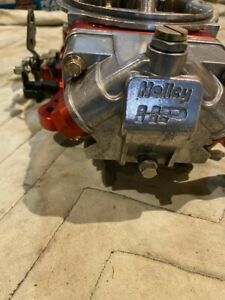 Holley Ultra Hp 950 Carburetor
