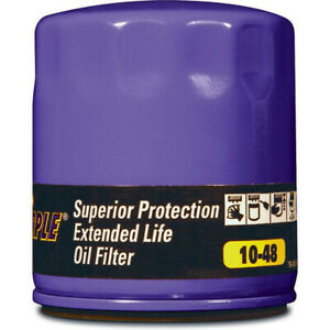 Royal Purple Extended Life Canister Oil Filter P n 10 48
