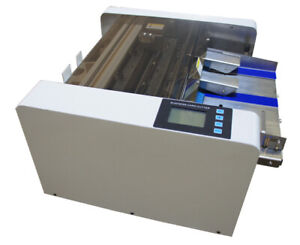 Automatic Business Card Slitter
