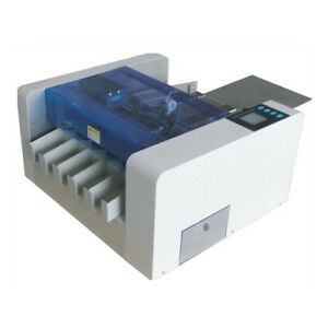 Business Card Slitter Msd a3 automatic