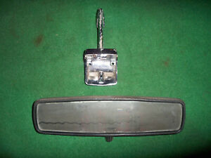 1967 Mustang Day Night Rear View Mirror