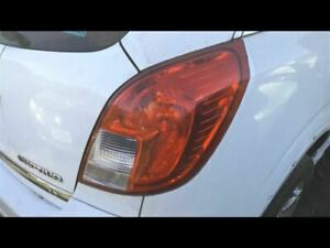 2013 Chevrolet Captiva Sport Lt Tail Lamp 16168884