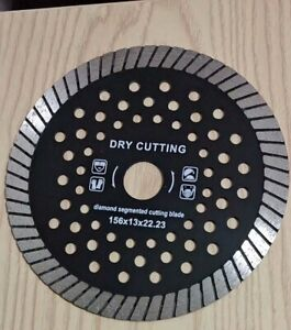Diamond Saw Blade Continuous Turbo For Grinder Concrete Granite Wet Dry Cutting