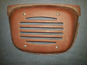 1953 To 1955 Ford Truck F100 F250 Speaker Grille Oem