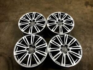 Audi A7 C7 2012 2013 2014 20 Inch Factory Oem Allow Wheels