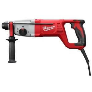 8 Amp Corded 1 In Sds D handle Rotary Hammer
