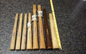 New Snap On Snap On Replacement Wooden Hammer Handle Lot