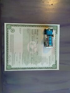 1928 Ford Model A Roadster Paperwork Document