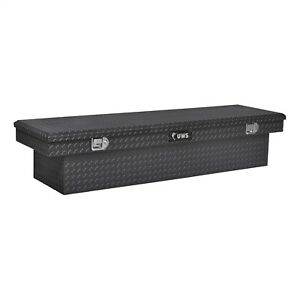 Uws Tbs 72 blk Single Lid Series Tool Box