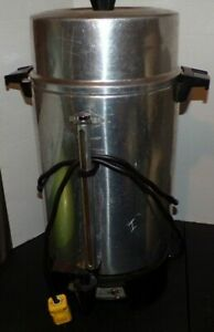 West Bend 33600 100 cup Commercial Coffee Urn