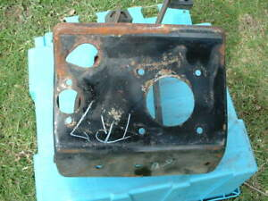 Triumph Tr7 Pedal Box Brake And Clutch From A 1980
