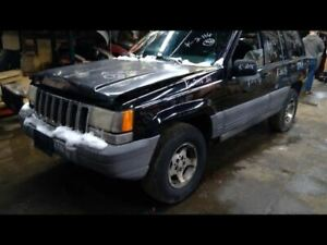 Automatic Transmission 6 Cylinder 4wd Fits 96 97 Grand Cherokee 2887500
