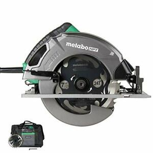 Metabo Hpt was Hitachi Power Tools 15 amp 7 1 4 in Corded Circular Saw With Al