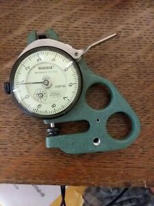 Federal Dial Thickness Guage C21 22p 10