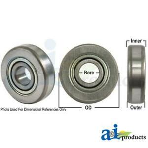 A 203krr3 i Ball Bearing Special Cylindrical Round Bore Fits Vermeer