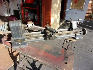 Craftsman Dunlap 109 0702 0702 Modelmaker s Jewelers Lathe Local Pick Up Only