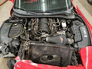1998 Chevy Corvette 5 7 350 Drop Lift Out Engine Assembly Ls1 Ls Hot Rod No Core