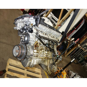 2001 2002 Bmw Z3 3 0i Roadster Coupe M54 3 0l Engine Longblock Assembly Running