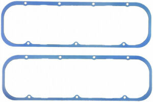 Fel Pro Vs50090r Valve Cover Gasket Of Silicone Rubber Fits Big Block Chevy