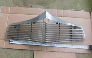 Grille For 1940 Dodge Cars Exterior Chrome 40